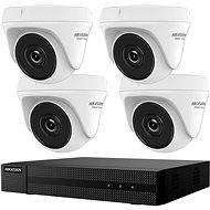 HikVision HiWatch HWK-T4142TH-MH, KIT, 2MP, Rekorder + 4 Kameras, 4-Kanal, 1 TB HDD - Kamerasystem