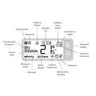 Honeywell T3 - Thermostat
