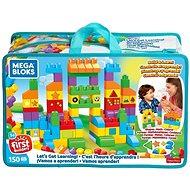 Mega Bloks Eine Tasche voller Lernen - Bausatz