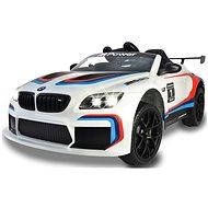 Jamara Ride-on BMW M6 GT3 weiß - Elektroauto für Kinder