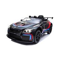 Jamara Ride-on BMW M6 GT3 schwarz - Elektroauto für Kinder
