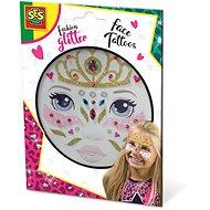 SES Fashion Glitter Face Tattoos - Prinzessin - Kreativset