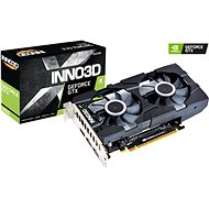 Inno3D GeForce GTX 1650 GDDR6 TWIN X2 OC - Grafikkarte