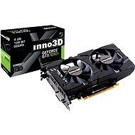 Inno3D GeForce GTX 1050 Ti X2 - Grafikkarte