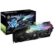 Inno3D GeForce RTX 3080 iCHILL X4 - Grafikkarte