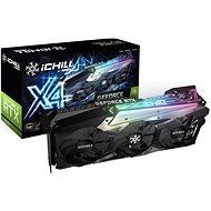 Inno3D GeForce RTX 3080 iCHILL X4 LHR - Grafikkarte