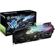 Inno3D GeForce RTX 3090 iCHILL X4 - Grafikkarte