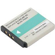 AVACOM für Fujifilm NP-50 Kodak KLIC-7004 Pentax D-LI68 Li-Ion 3,7 V 750 mAh 2,8 Wh - Akku für Kameras