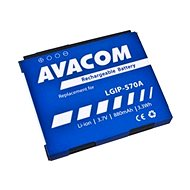 Avacom für LG KP500 Li-Ion 3.7V 880mAh (Ersatz LGIP-570A) - Handy-Akku