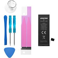 Avacom für Apple iPhone SE, Li-Ion 3.82V 1624mAh (Ersatz 616-00106) - Handy-Akku