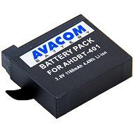 AVACOM für GoPro AHDBT-401 Li-Ion 3.7V 1150mAh 4.4Wh - Ladebatterie