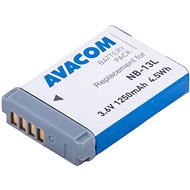 AVACOM für Canon NB-13L Li-Ion 3.6V 1250mAh 4.5Wh AVA - Kamera-Akku