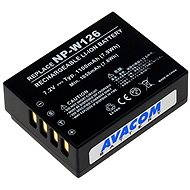AVACOM für Fujifilm NP-W126 Li-Ion 7,2V 1100mAh 7.9Wh - Laptop-Akku