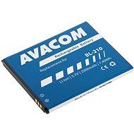 AVACOM Lenovo A536 Li-Ion 3,7V 2000mAh (Ersatz BL210) - Ersatzbatterie