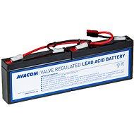 AVACOM Ersatzakku für RBC18 - Akku für UPS - Ladebatterie
