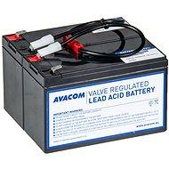 AVACOM Ersatzbatterie für RBC109 - USV-Akku - Ladebatterie