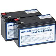 AVACOM Ersatzbatterie für die Erneuerung der RBC32 - Ladebatterie