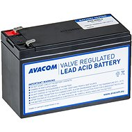 AVACOM Ersatzbatterie für RBC2 - USV-Akku - Ladebatterie