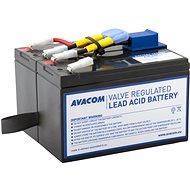 AVACOM Ersatz für RBC48 - USV-Akku - Ladebatterie