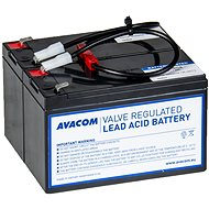 AVACOM Ersatzbatterie für RBC5 - USV-Akku - Ladebatterie