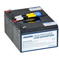 AVACOM Ersatz für RBC6 - USV-Akku - Batterie