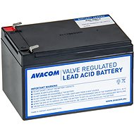 AVACOM Ersatzbatterie für RBC4 - USV-Akku - Ladebatterie