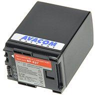 AVACOM für Canon BP-807, BP-809, BP-819, BP-827 Li-ion 7,4V 2580mAh 19.8Wh für das Jahr 2011 - Ersatzbatterie
