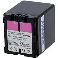 AVACOM für Panasonic VW-VBS10E Ni-Mh 7,2V 2200mAh - Ersatzbatterie