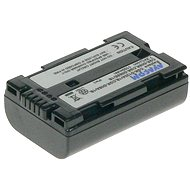 AVACOM für Panasonic CGR-D120 / D08s / VSB0418 schwarz Li-ion 7,2V 1100mAh - Ladebatterie
