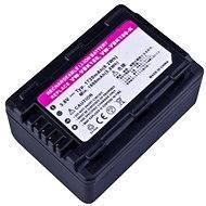 AVACOM für Panasonic VW-VBK180-K Li-ion 3,6V 1720mAh 6.2Wh Version NEU 2012 - Ladebatterie