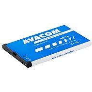 AVACOM pro Nokia E55, E52, E90, Li-Ion 3,7V 1500mAh (BP-4L Ersatz) - Ersatzbatterie