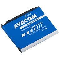 AVACOM für Samsung SGH-G800, S5230 Li-Ion 3,7V 1000mAh (Ersatz AB603443CU) - Handy-Akku