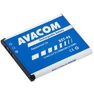 AVACOM für Sony Ericsson U100, Elm Li-Ion 3,7V 1000mAh (Ersatz BST-43) - Handy-Akku