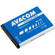 Avacom für Nokia 3220, 6070, Li-Ion 3,7 V, 890 mAh (Ersatz BL-5B) - Handy-Akku