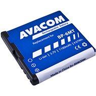 AVACOM für Nokia E51, N81, N81 8GB, N82, Li-ion 3,6V 1100 mAh (BP-6MT Ersatz) - Ersatzbatterie