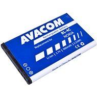 AVACOM für Nokia 6300 Li-ion 3,7V 900mAh (Ersatz BL-4C) - Ersatzbatterie