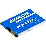 AVACOM für Nokia N8, E7 Li-ion 3,7V 1200mAh (Ersatz für BL-4D) - Laptop-Akku