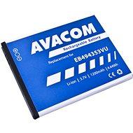 AVACOM EB494353VU für Samsung Li-ion 3,7V 1200mAh für Galaxy GT-5570 Mini - Ersatzbatterie
