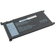 Avacom für Dell Inspiron 15 5568/13 5368 Li-Ion 11.4 V 3684 mAh 42 Wh - Laptop-Akku