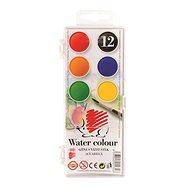 ICO Igel 22,5 mm, 12 Farben - Aquarell-Farben