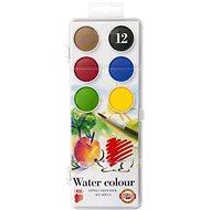 ICO Igel 30 mm, 12 Farben - Aquarell-Farben