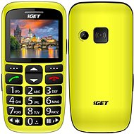 iGET Simple D7 Yellow - Handy