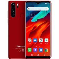 Smartphone BlackView GA80 Plus - rot - Handy