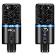 Tischmikrofon IK Multimedia iRig MIC Studio Schwarz - Mikrofon