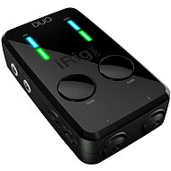 IK Multimedia iRig PRO DUO - Soundkarte