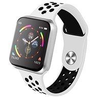 IMMAX SW13 weiss-silber - Smartwatch