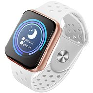 IMMAX SW13 Weiß-Gold - Smartwatch