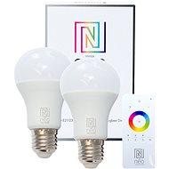 Immax Neo LED E27 A60 8,5W 2 Stück + Fernbedienung - LED-Birne