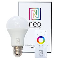 Immax Neo LED E27 A60 8.5W + Fernbedienung - LED-Lampe