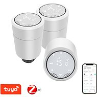3 x Immax NEO Smart Zigbee Thermostatkopf - Thermostatkopf